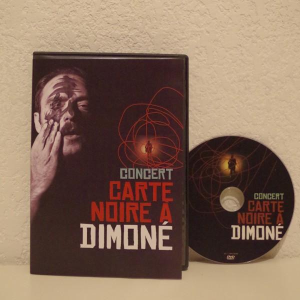 Dimoné DVD La Carte Noire