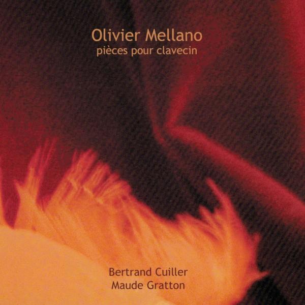 Olivier Mellano pièces pour clavecin