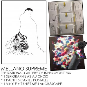 mellano suprem pack