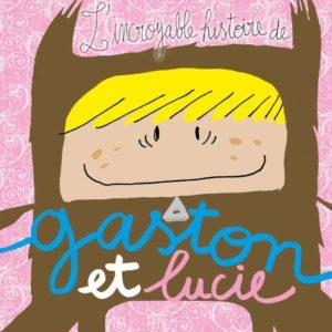 visuel-gaston & lucie- cover disque